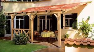 Pergola Mit Sonnensegel : sonnensegel terracotta der pergola sonnenschutz mit toskanischem flair ~ Avissmed.com Haus und Dekorationen