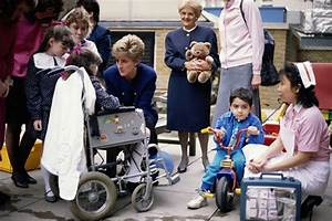 Princess Diana's charity work and causes - Telegraph