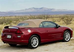 2001 Mitsubishi Eclipse Overview