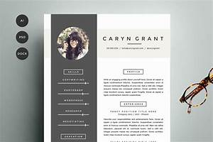 Resume Template 4 Pack