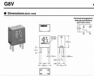 Omron 8567 Relay Wiring Diagram