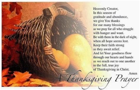 thanksgiving prayer pictures   images