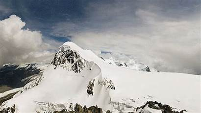 Snow Gifs Mountain Storms Mountains Clouds Wallpapers
