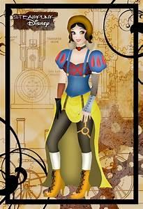 Steampunk Disney Princesses | Senses Lost