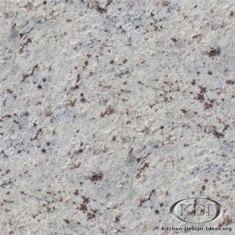 bianco romano granite riverwashed kitchen countertop ideas