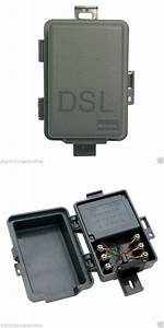 Outdoor Dsl Splitter
