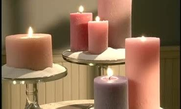 video birch candle   martha stewart