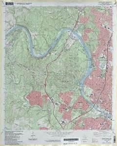 Austin Texas Topographic Map