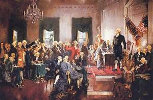 Constitutional Convention WebQuest - Main Page