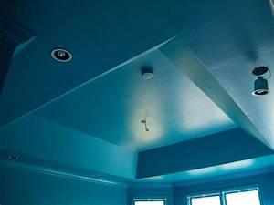 comment peindre des bandes horizontales sur son faux With comment peindre son plafond