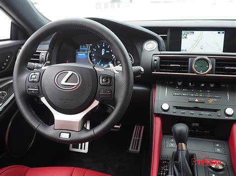 100 lexus rcf white interior 2016 lexus rc 350 f