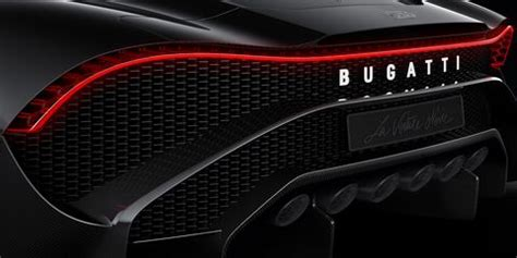angle    million bugatti la voiture noire