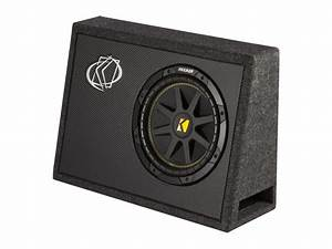 10 U0026quot  Comp Loaded Subwoofer Box