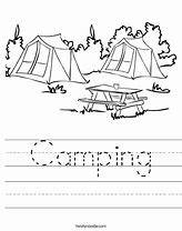HD Wallpapers Free Camping Worksheets For Preschoolers