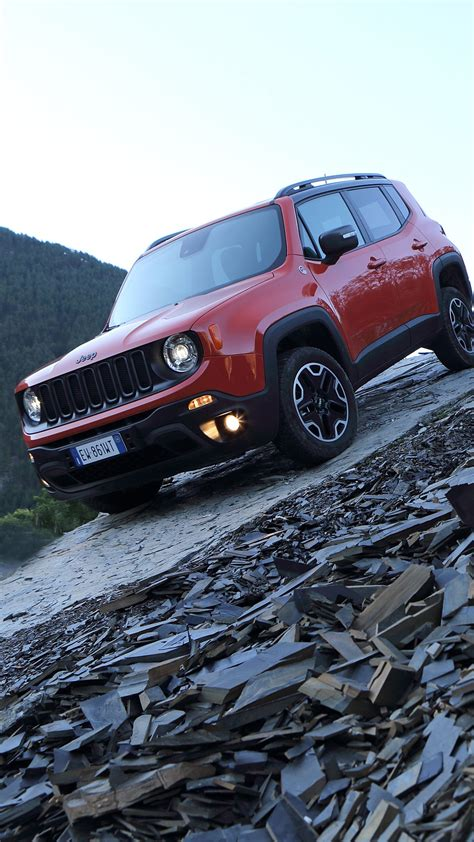 wallpaper jeep renegade crossover suv  cars