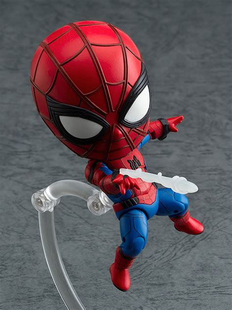good smile companys nendoroid spider man homecoming ver