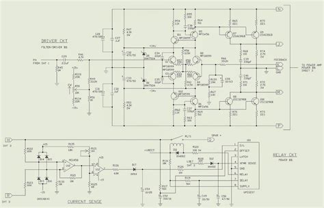 electronic equipment repair centre klipsch sw12 i active sub woofer schematic and trouble shooting