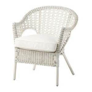 Fauteuil Osier Blanc Ikea by Finntorp Djupvik Armchair With Cushion Ikea