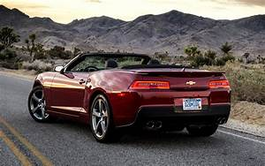2014 Chevrolet Camaro SS Convertible - Wallpapers and HD