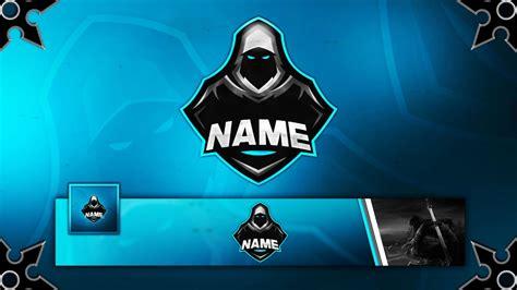 banner template de ts3 free gaming clan mascot logo banner avatar template