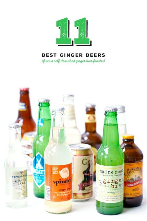 ginger beers caramel color drinks  ginger ale
