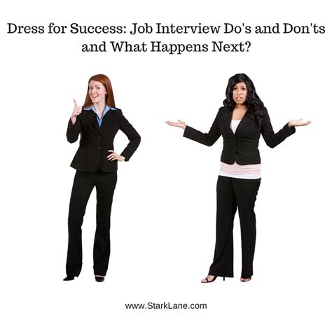 interview success how to dress for an interview 10 do u0027s and don u0027ts