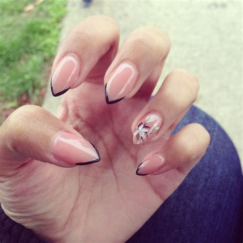 pointy nail designs nail designs pointy how you can do it at home pictures