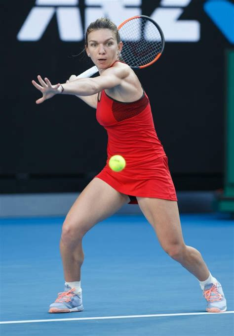 Australian Open 2018: Simona Halep survives date with Destanee Aiava in opening round | Sports News, The Indian Express