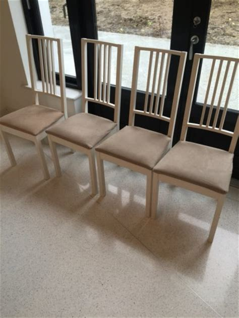 Ikea Borje Dining Chair Covers by Ikea Borje Dining Chairs X 4 For Sale In Blackrock Dublin