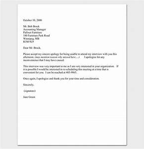 reschedule appointment letter 7 samples in word pdf format With reschedule meeting email template