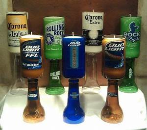 Best 25 wine bottles wholesale ideas on pinterest for Best brand of paint for kitchen cabinets with beer bottle candle holders