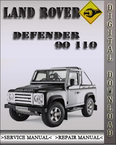 chilton car manuals free download 1993 land rover defender seat position control 1983 1990 land rover defender 90 110 factory service repair manual