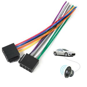 Car Radio Female Stereo Install Wire Wiring Harness