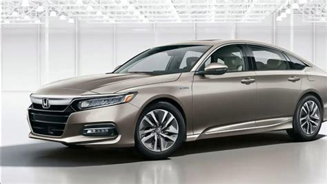2019 Honda Accord Preview-pricing-release Date