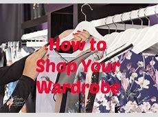 How to Shop Your Wardrobe Kläder