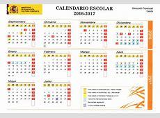 calendario escolar 2016 17 en madrid calendario escolar
