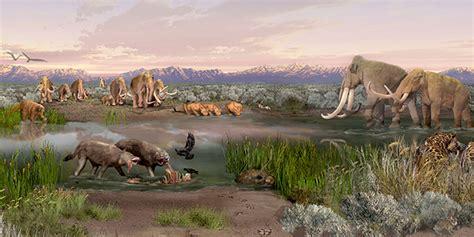 paleontology white sands national monument