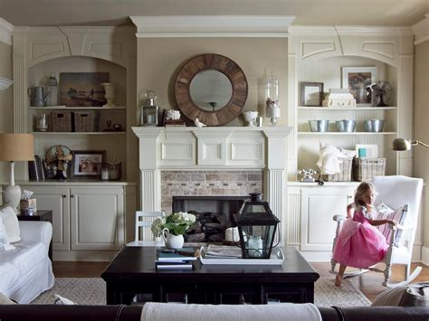 Living Room With Bookcases Ideas by Photo Page Hgtv