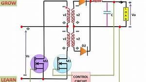 Push Pull Smps Converter  U0939 U093f U0928 U094d U0926 U0940
