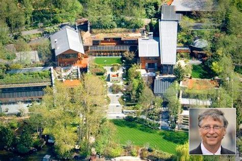 Luxushäuser Einblick Ins Bill Gates Haus