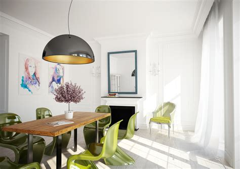 delicious dining room schemes