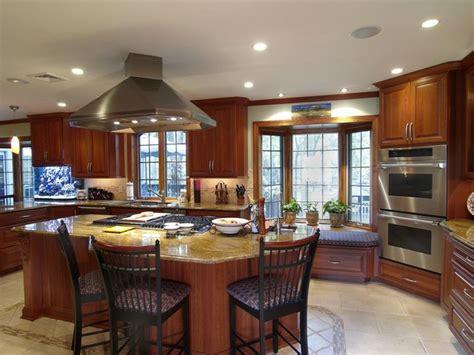 warm kitchen designs beautiful warm family oriented kitchen traditional 3352
