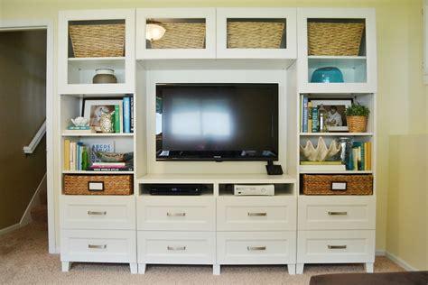 ikea besta entertainment center dwelling cents entertainment system basement updates