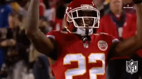 happy kansas city chiefs gif  nfl find share  giphy