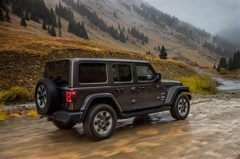 jeep wrangler unlimited 2018 jeep wranger unlimited automobile magazine