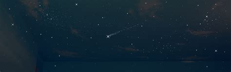 soffitto stellato cielo stellato sul soffitto casamia idea di immagine