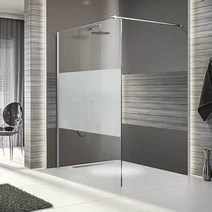 Vitre Douche Italienne : parois de douche leda espace aubade ~ Premium-room.com Idées de Décoration