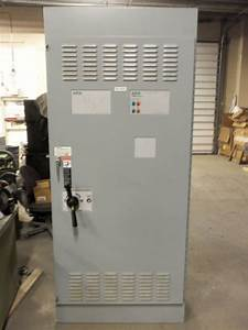 Asco 1200 Amp Manual Transfer Switch Double Throw 4 Pole