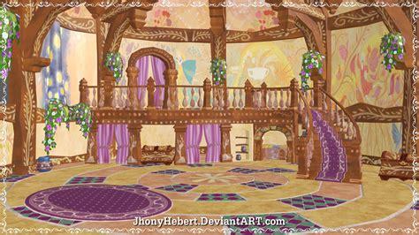 Tangled  Room Rapunzel's By Jhonyhebert On Deviantart