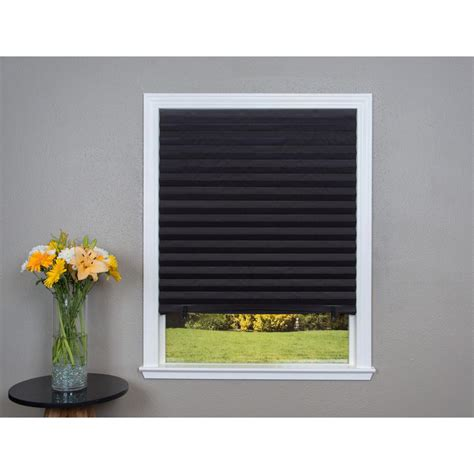 black l shades amazon redi shade black out paper window shade 36 in w x 72 in